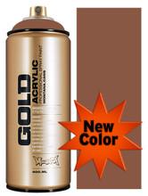 Montana Gold Artist Spray Paint   Hot Chocolate