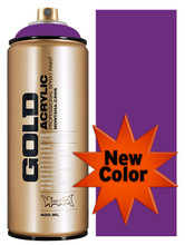 Montana Gold Artist Spray Paint   Valerie