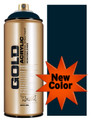 Montana Gold Artist Spray Paint   Navy