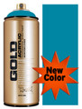 Montana Gold Artist Spray Paint   Aqua