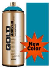 Montana Gold Artist Spray Paint   Aqua