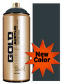 Montana Gold Artist Spray Paint   Stealth