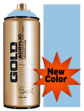Montana Gold Artist Spray Paint   Denim