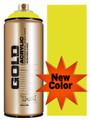 Montana Gold Artist Spray Paint   Poison Light