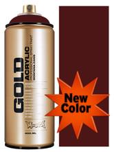 Montana Gold Artist Spray Paint   Chestnut