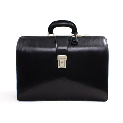 "The Toscana Brief is the classic ""litigator attache"" in Black"