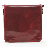 Prato Messenger Bag - Red