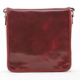 Prato Messenger Bag - Red