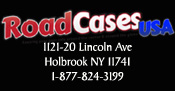 Road Cases USA's New York Factory Address