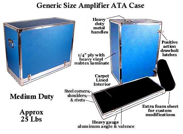 ATA Amp Cases