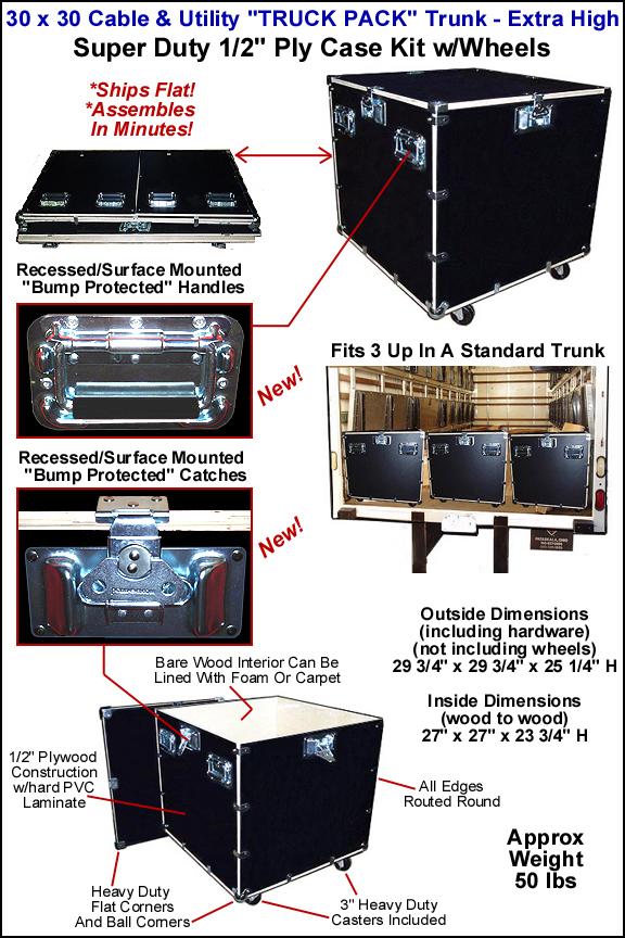 Trunk Case & Utility Case