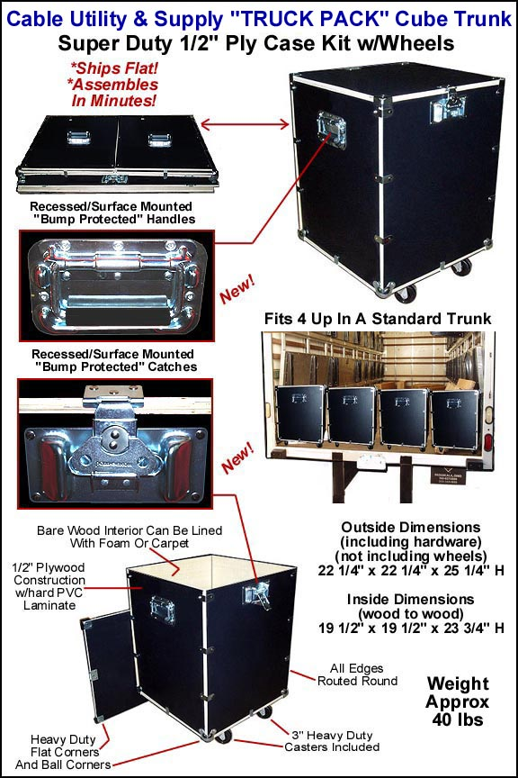 Utility Cases & Trunk Cases
