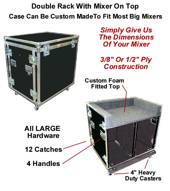 mixer case