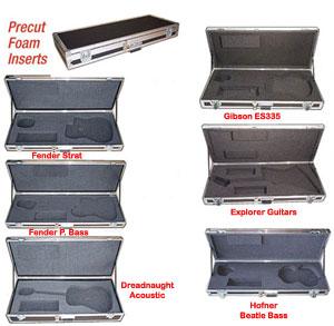 custom guitar cases