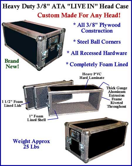 amp cases