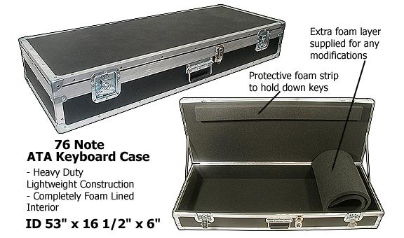 ATA keyboard case