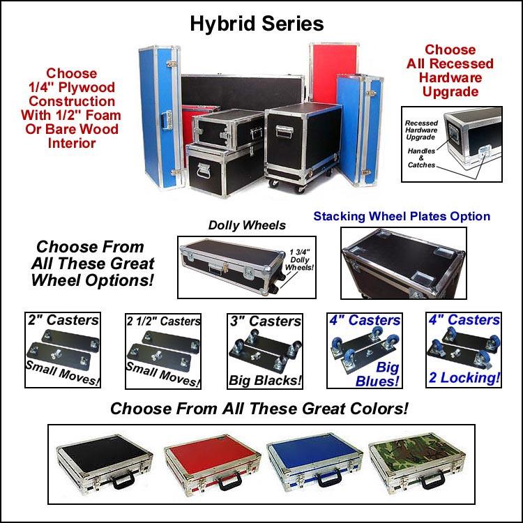 custom cases & custom road cases