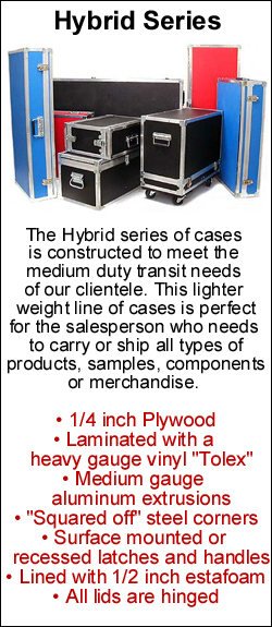 hybrid series transport cases