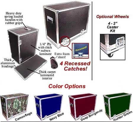 Amp Combo Cases