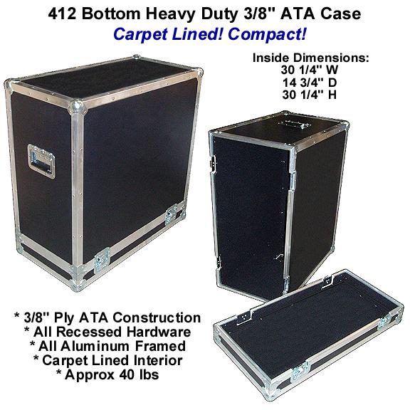 Marshall 412 Speaker Cabinet Case
