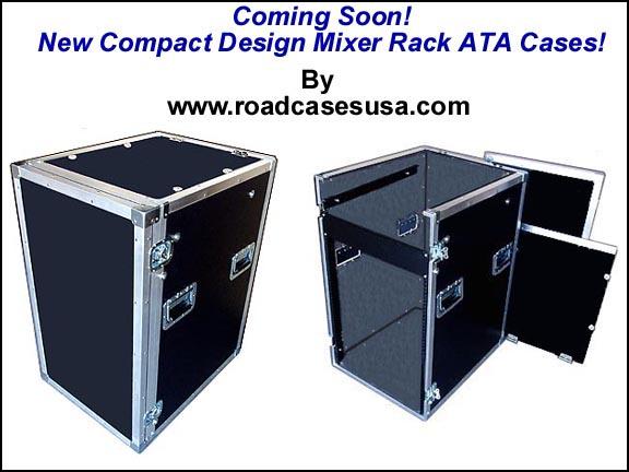 compact rack mixer ata case