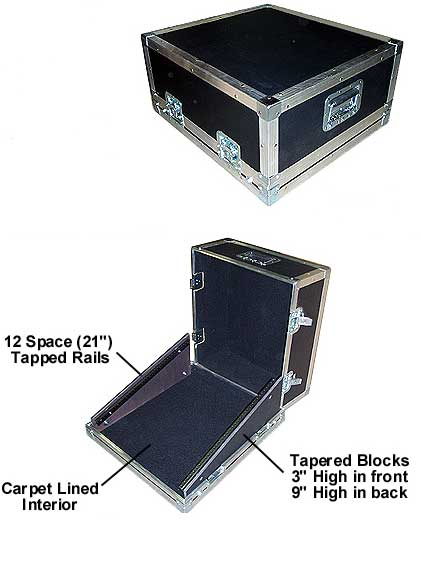 Allen & Heath ATA mixer case