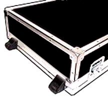 Pedal Board Case Wheels