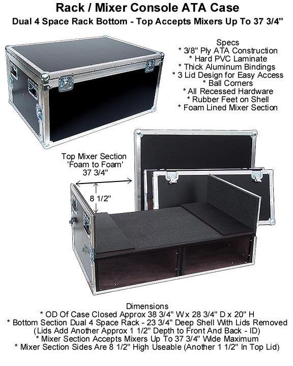 ATA Mixer/Rack Case