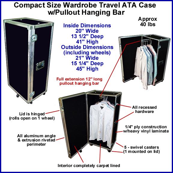 wardrobe case