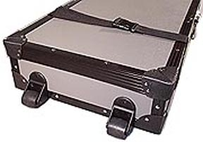 dolly wheels for keyboard cases