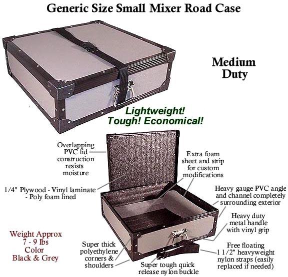 Mixer Cases