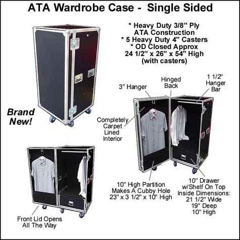 Wardrobe Cases