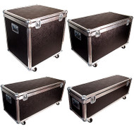 Combo Drum Case & Hardware ATA Cases - Choose from 5 Sizes Starting @ $274.99