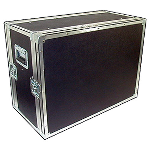 """1/4"""" Rack/Head Combo Cases Mesa Boogie - Marshall - Other Heads (be sure to specify size) Mesa Boogie Compartment Size ID 30"""" x 12"""" x 12-3/4"""" H         Marshall Compartment Size ID 26"""" x 12"""" x 10-1/2"""" 2 1/2"""" Caster Kit Option Choose from 4 or 6 space (custom space sizes available please call)"""