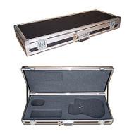 """Fender Strat, Tele, Gibson Les Paul 1/4"""" Light or 3/8"""" Heavy Duty ATA Case"""