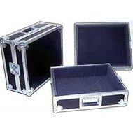 "Heavy Duty Turntable Flight Case SL1200 TURNTABLES Full 1/4"" Foam Lined  ID 18"" x 15"" x 6-1/2"""