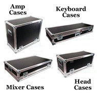 Level 3 - Modified Roadie Series ATA Case with Heavy Duty Hdwe