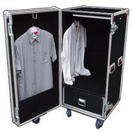 """Wardrobe Heavy Duty 3/8"""" Plywood ATA Case - Single Sided"""