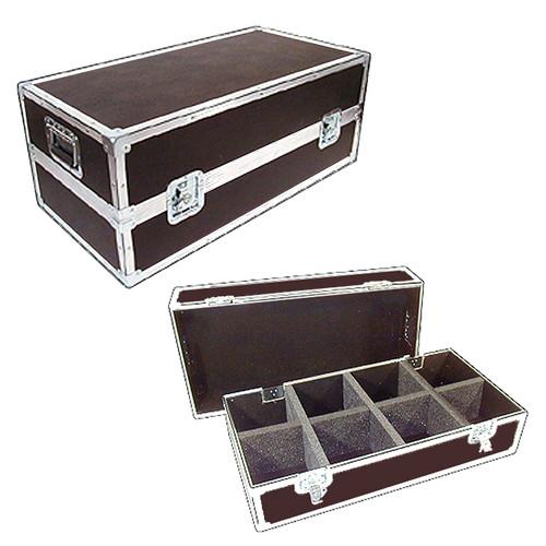 "Medium Duty 1/4"" ATA Par/LED Cases Sizes Par 38, 46, 56 & 64 3"" Caster Kit Sold Seperately"