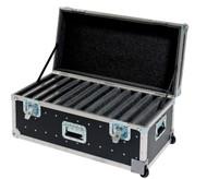 Laptop Computer Combo ATA Case w/Pullout Handle & Wheels