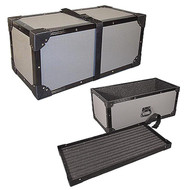 "Amp Head ""TuffBox"" Light Duty Road Cases - Choose From 4 Generic Sizes"