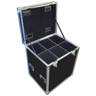 "LEKO Lights Heavy Duty 3/8"" ATA Case - Any # of Compartments!"