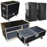 2 In 1 Speaker Super Duty Case Kits JBL, EV, QSC, DUS, EAW, More!