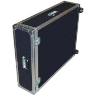 "Artwork & Sign 1/4"" Ply ATA Road Case w/Wheels - ID 36"" x 28"" x 8"""