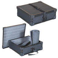 "TuffBox Lite Duty Economy Road Case for Small Units 24"" Long Max"