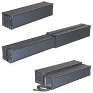 "Extendable TuffBox Telescoping Case - ID 8""x8""x48"" to 90"" Long"