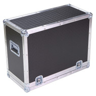 "Diamond Plate Laminate 1/4"" Med Duty ATA Case for Combo Amp"