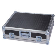 "Diamond Plate Laminate 1/4"" Med Duty ATA Case for Small Mixer"