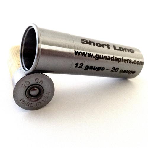 12 gauge to 20 gauge Chamber Adapter