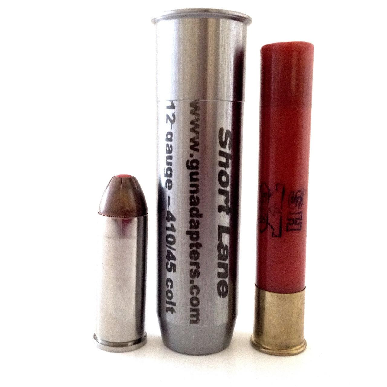12 gauge to 410 / 45 Colt Scavenger Series